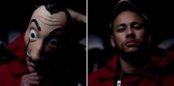 Neymar ficha para la tercera temporada de La Casa de Papel