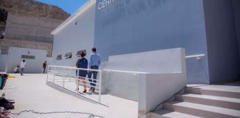 Supervisan últimos detalles de Casa de la Cultura Cerro Colorado