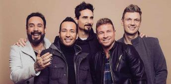 Backstreet Boys anuncia conciertos en México