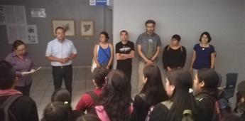 Inauguran exposición de Artes en el Centro de Gobierno