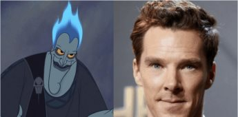 ¿Benedict Cumberbatch como Hades?