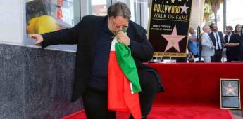 Proponen a Guillermo del Toro para medalla Belisario Domínguez