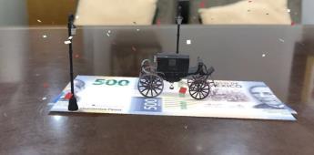 Realidad aumentada en los nuevos billetes de 200 y 500 pesos