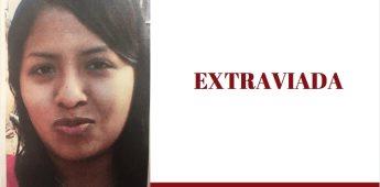 Extraviada l Samanta Guadalupe Tapia Borja de 24 años.