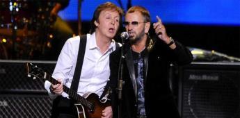 Canción de John Lennon reúne a Ringo Starr y Paul McCartney