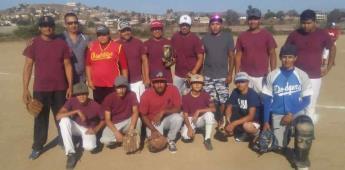 Softbol de Los Barrios de Maneadero