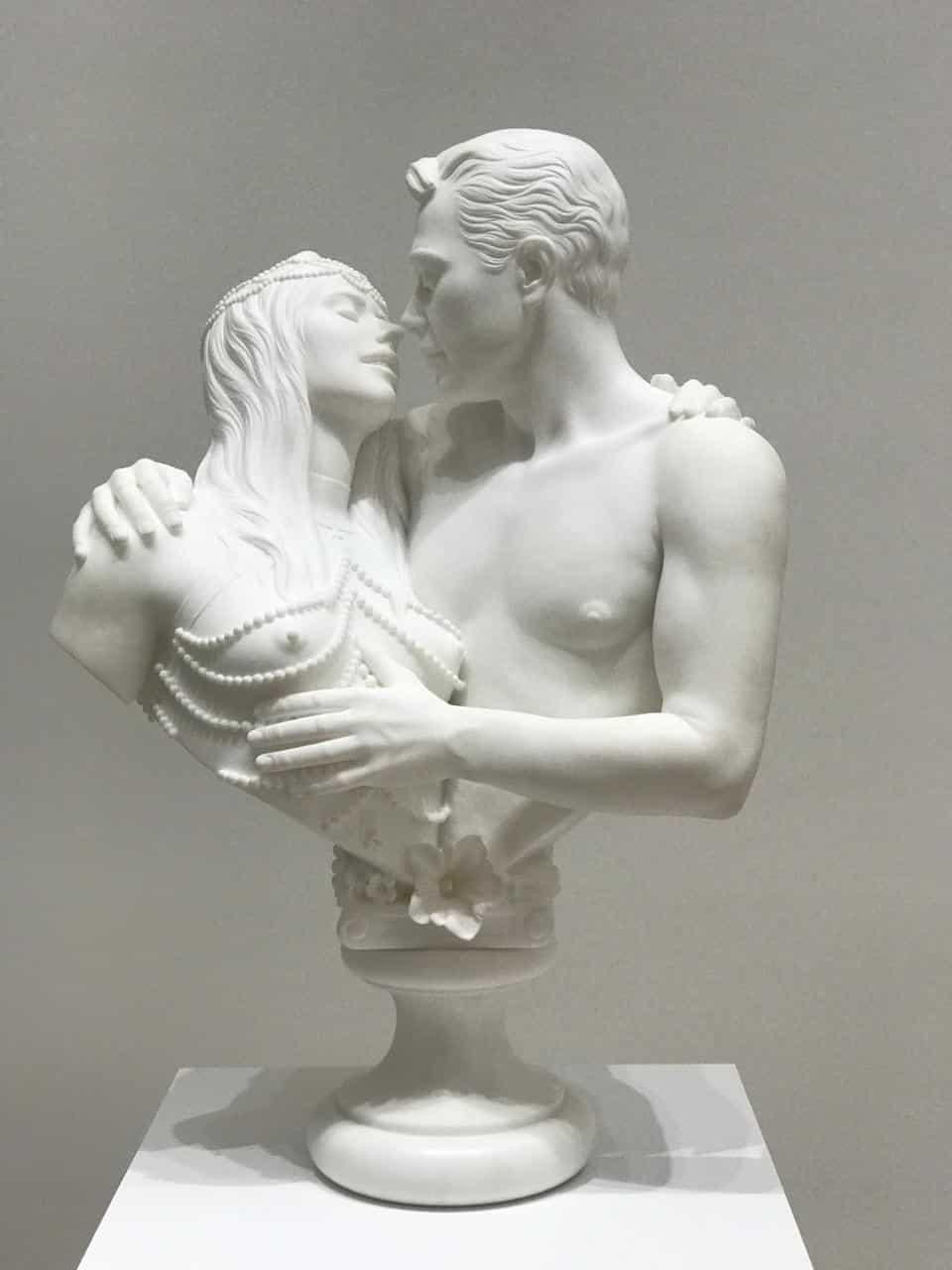 Un vistazo a Apariencia Desnuda, exposición de Jeff Koons y Marcel Duchamp
