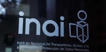 Incompetencia e inexistencia de información, práctica frecuente: Inai