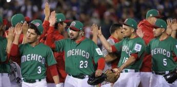 Selección mexicana de beisbol enfrentará a Venezuela