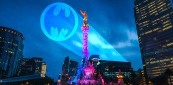 Batman celebrará 80 años con Batiseñal en México