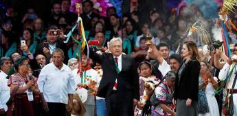 AMLO anuncia que visitará todos los pueblos indígenas del país