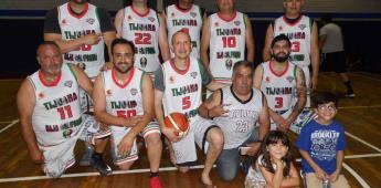 Liga de Maxibasquetbol
