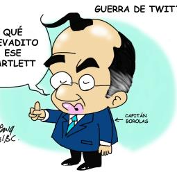 Guerra de Tweets