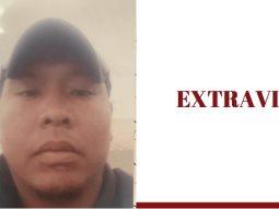 Extraviado  Oswaldo Salazar Jaimes de 35 años
