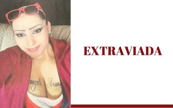 Extraviado| Wendy Galván de 31 años.