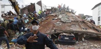 Costo de daños por sismos del 2017 podrían estar sobreestimados