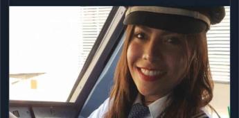 Empleada de Interjet ofrece disculpas a AMLO y a la aerolínea