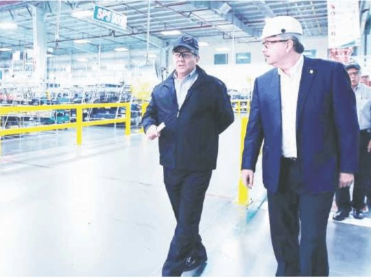 BC, primero en crecimiento de la manufactura, en 2019