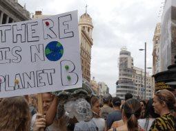 Arranca la huelga mundial por el clima