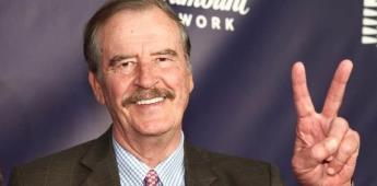 Llegó el momento de darle en la madre a la 4T: Vicente Fox