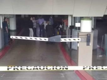 Hombre de 25 años fue asesinado en el estacionamiento del Grand Hotel Tijuana