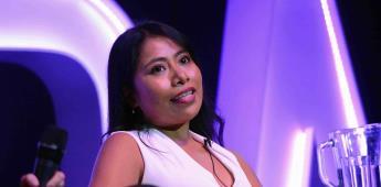 Ignorancia nos lleva a desconocer nuestra historia: Yalitza Aparicio