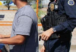 Arresta PEP a 2 armados y otro con drogas