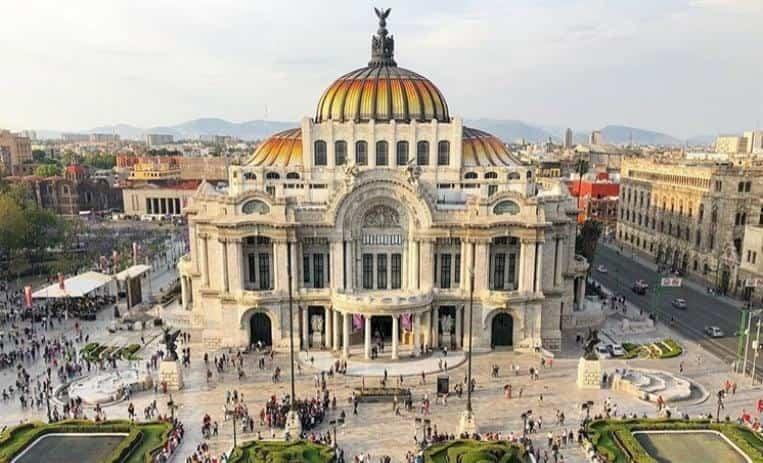 El Palacio de Bellas Artes cumple 85 años.