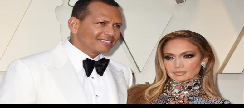 Jennifer Lopez y Alex Rodriguez se comprometen