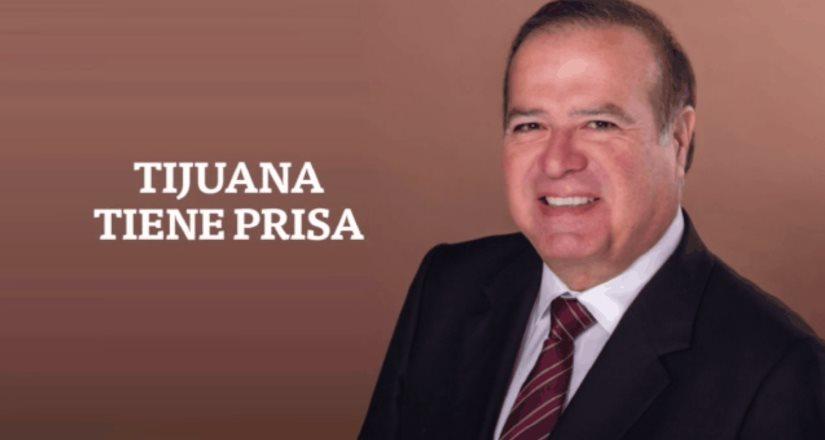 Tijuana tiene prisa