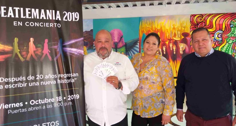 Beatlemania 2019 en Rosarito, Baja California