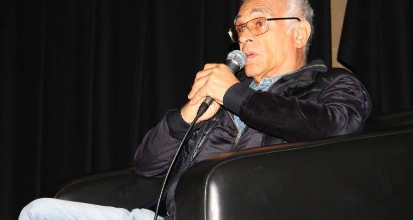 Exhibió el CECUT Retorno a Aztlán con la presencia de su director Juan Mora Cattlet