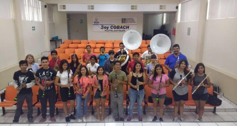 Celebra su segundo aniversario la orquesta sinfónica infantil y juvenil Mar de Cortés