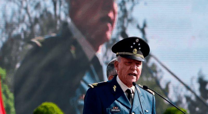 Con Cienfuegos, Ejército registró pocos ataques en territorio de H2