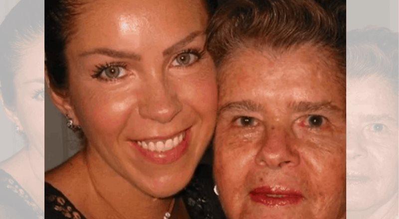 Fallece la mamá de Rocío Sánchez Azuara y así la despidió