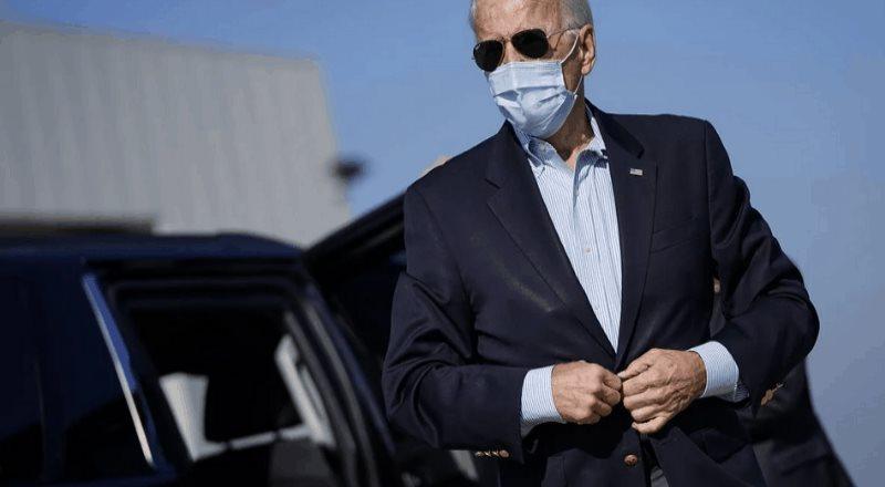 Reportan arresto de un hombre que amenazaba con matar a Biden