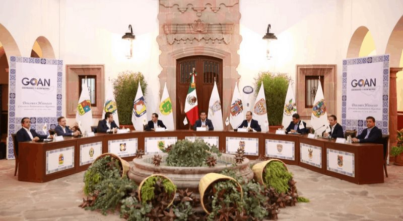 GOAN se suma a Alianza Federalista y exigen nuevo acuerdo fiscal