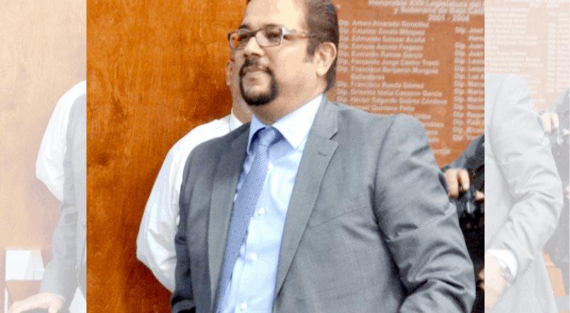 Se elige al magistrado Alejandro Isaac Fragozo como presidente del Poder Judicial de BC