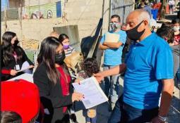 Realiza FGE primer reunión con padres de familia de la preparatoria Enrique Bordes Mange