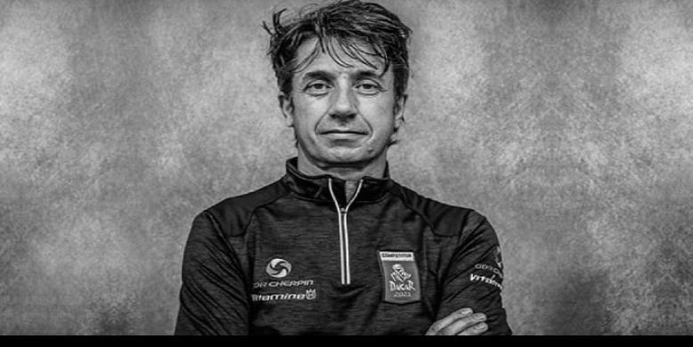 Muere el piloto francés Pierre Cherpin tras su caída en el Dakar