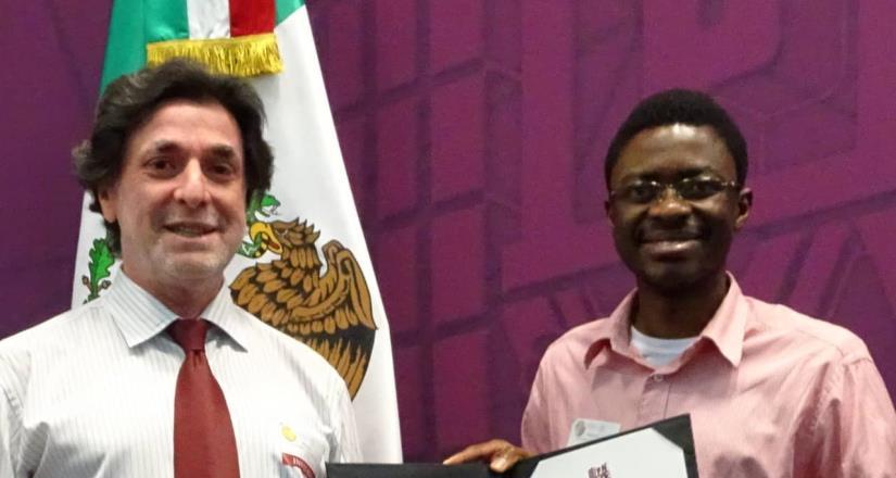 IPN recibe premio de Google
