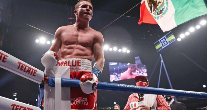 Canelo Álvarez ya tiene rival y fecha para su siguiente pelea