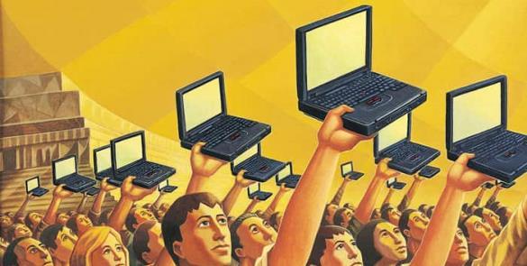 La democracia digital o la privatización de la democracia en 2021