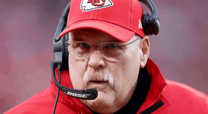 Hijo de Andy Reid sufre accidente, a un día de viajar al Super Bowl