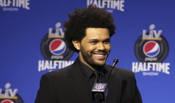 The Weeknd, un cantante que se ganó a pulso su lugar en el Super Bowl