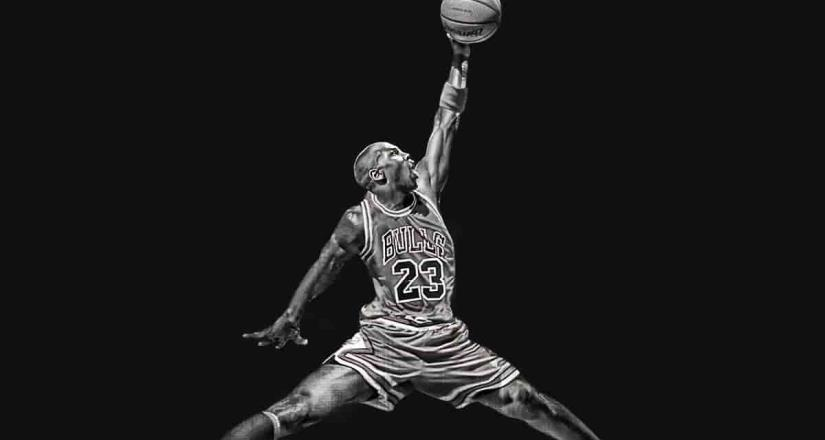 Michael Jordan, la leyenda de la NBA cumple 58 años