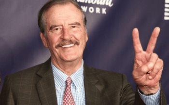 Vicente Fox llama irresponsable y estafador a López-Gatell