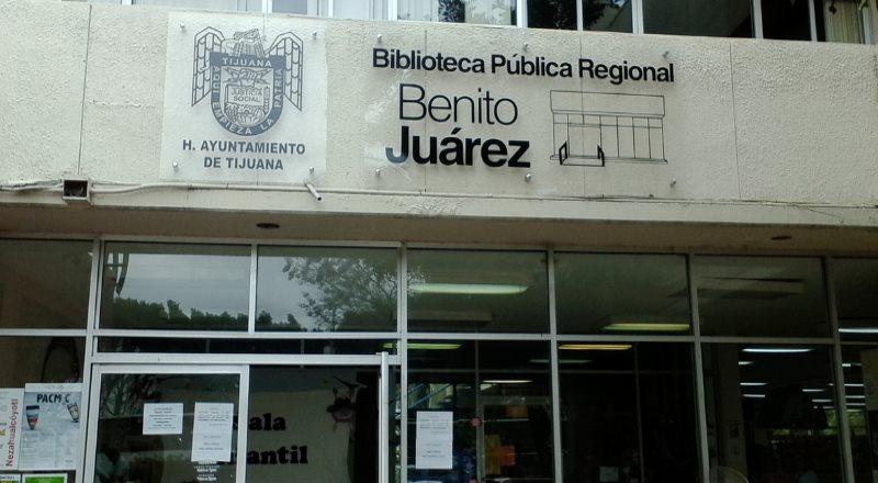 Biblioteca Benito Juárez será reubicada en el antiguo edificio de correos de Tijuana