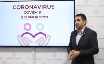 Ya suman más de 12 mil dosis aplicadas de vacuna contra el COVID-19 en adultos mayores de BC