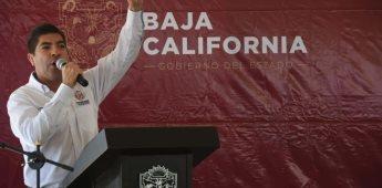 Refrenda Estado apoyo al Gobierno de Ensenada para obras de infraestructura y de tipo social.